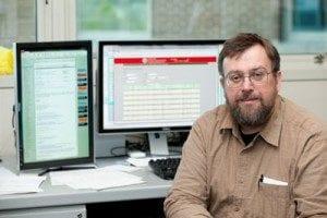 Dr. Jaroslaw Pillardy @ CBSU, Bioinformatics Facility