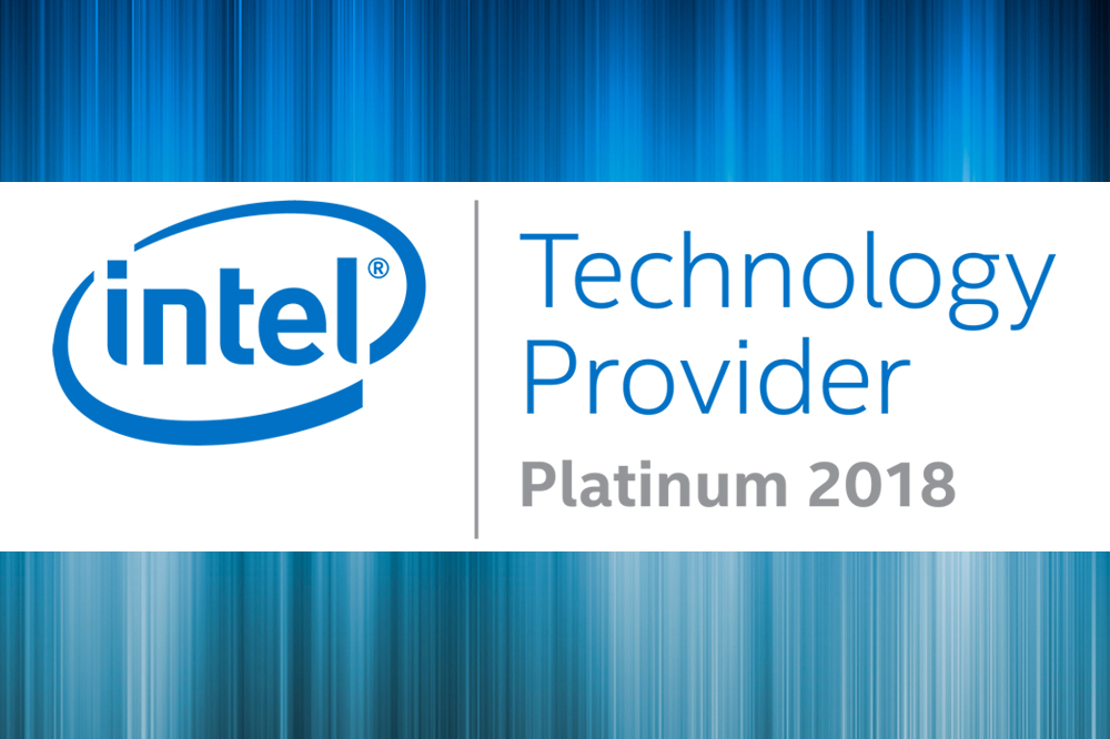 Intel Preferred Partner graphic