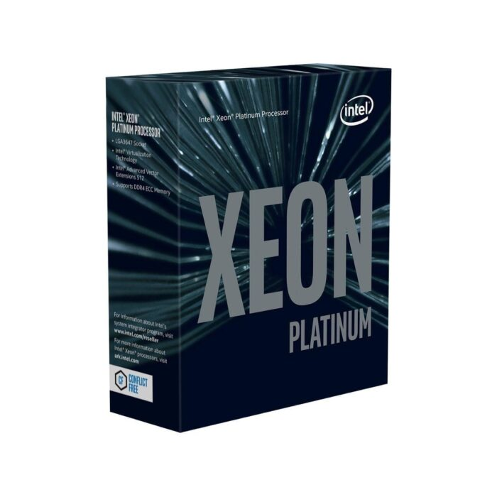Intel Xeon Platinum Boxed