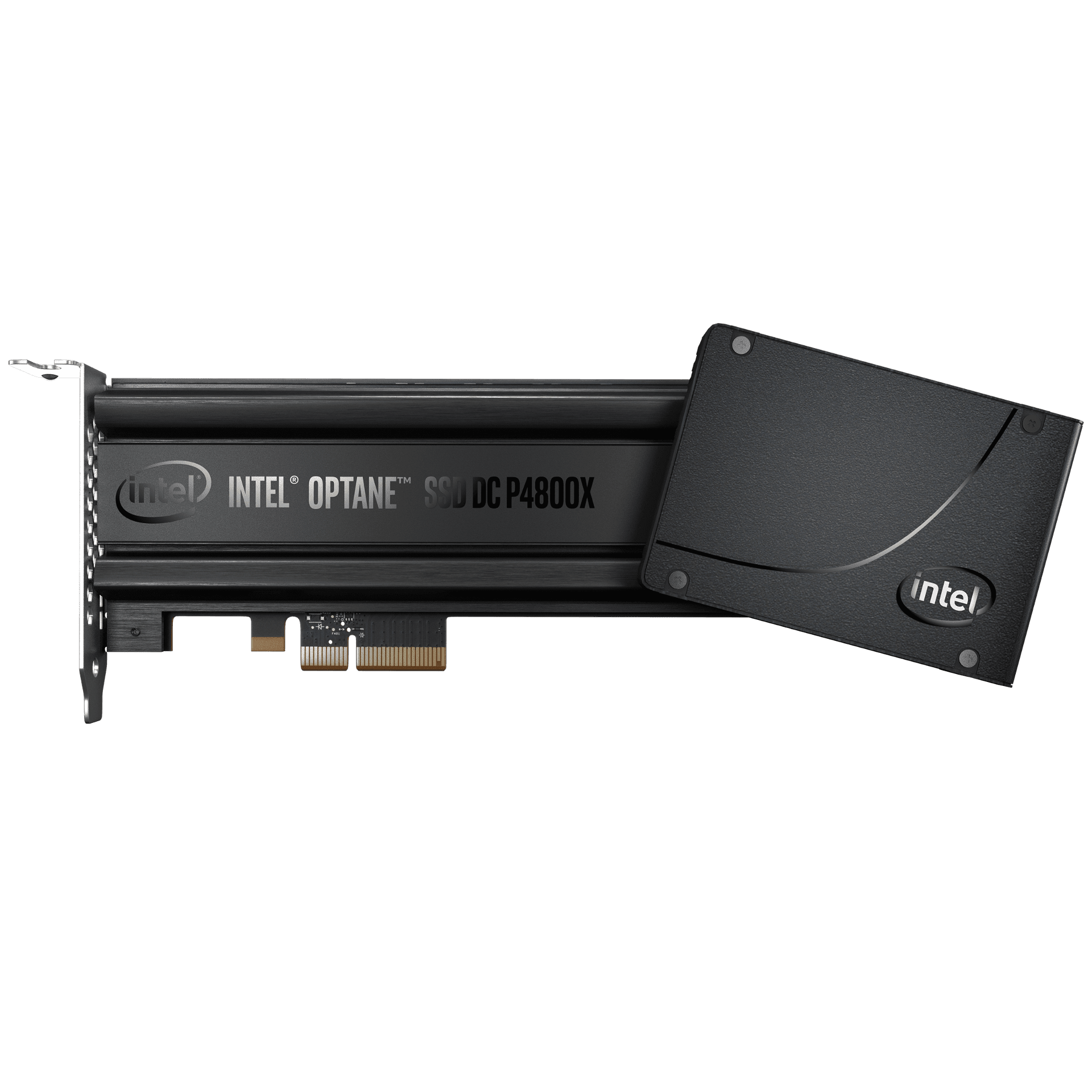 Intel Optane SSD DC P4800X Solid State Drive